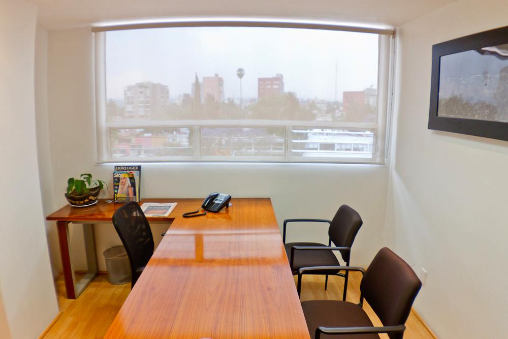 Renta de oficinas f sicas y oficinas virtuales en la for Oficinas virtuales df