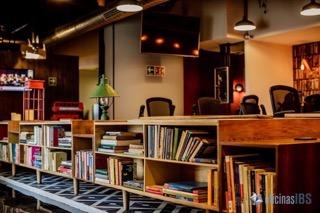 Oficinas Virtuales y Coworking IBS Santa Fe - Biblioteca del Coworking